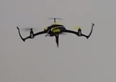 blade nano in flight