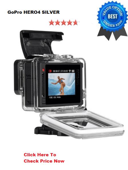 GoPro Hero4 Silver FPV Camera