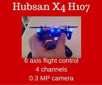 Hubsan X4 H107