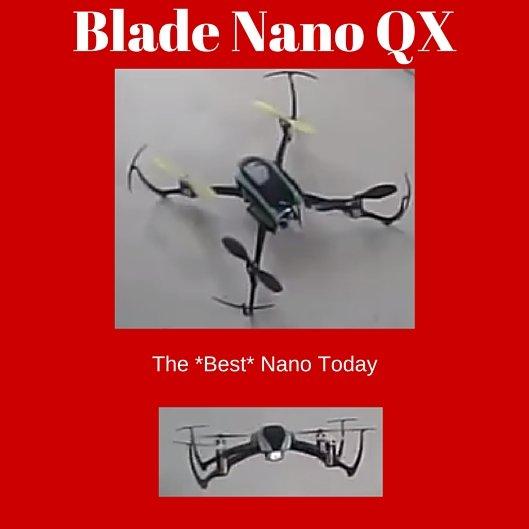 Blade Nano QX