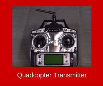 quadcopter transmitter