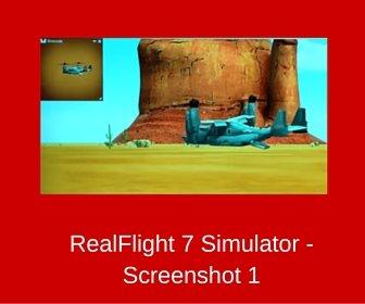 Realflight mutirotor / quadcopter simulator