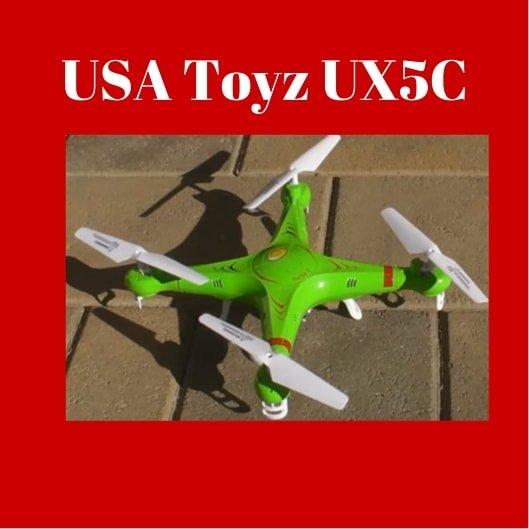 USA Toyz UX5C