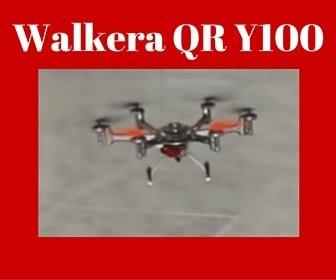 Walkera beginner quadcopter