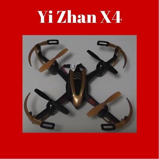 Yi Zhan X4