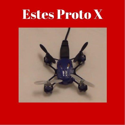 estes proto X quadcopter drone