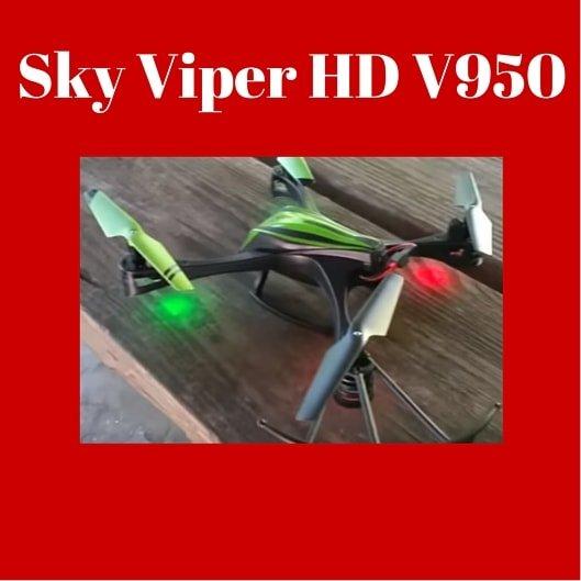 Sky Viper HD V950