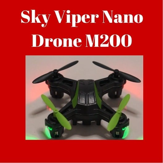 9 Sky Viper Nano Drone M200