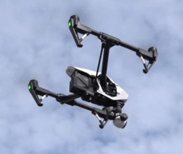 quadcopter flight