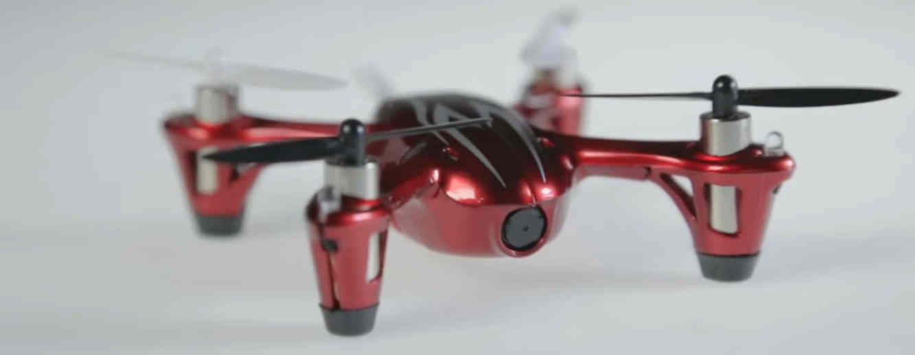 Hubsan X4 micro quadcopter