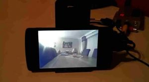 first person view - smartphone